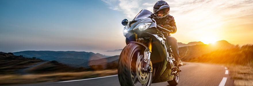 Accessoires et appareillage moto